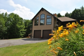 A Touch of the Alps in the Catskill Mts - Custom Built by Current Owner